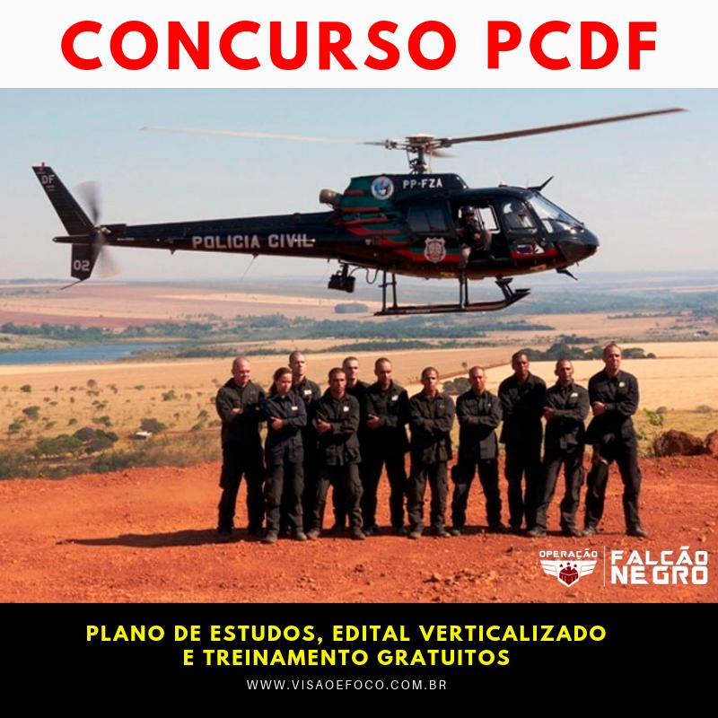 ARTIGO PCDF - Concurso PCDF, Polícia Civil DF