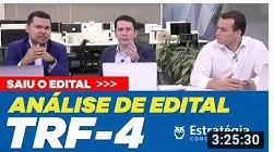 trf4 analise de edital